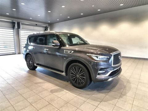 Certified Pre-Owned 2019 INFINITI QX80 Limited